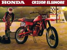 Honda CR250R Elsinore https://plus.google.com/+JohnPruittMotorCompanyMurrayville/posts