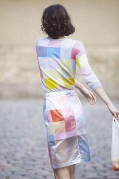 Geometric / pastels