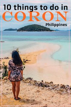 Coron what to do on
