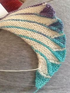 Rainbow-shawl-pattern