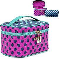 Trina cosmetic bag - Darling Dots 2Pc Train Case #ultabeauty