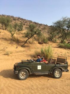 """Thrilling Dry River Bed Safari!!  book now only at Achrol Niwas - A Treehouse Resort https://treehousehotels.in/hotels/treehouse-achrol-niwas-jaipur/"""