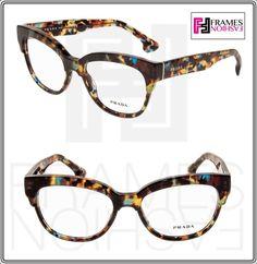 985f72dd2f PRADA EYEGLASSES. Square eyeglasses byPRADA.