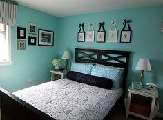 ideas for bedroom on pinterest turquoise bedrooms bed in a bag and