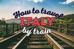 Visit the best of Italy with only one rail pass! Getting around by train is a comfortable and fun way to move across Italy, from Milano to Venice, Florence and Rome...