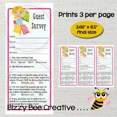 Enter To Win  Raffle Ticket  Drawing Slip  Door Prize Form