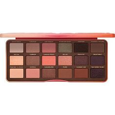 Too Faced Sweet Peach Eyeshadow Palette My favorite palette at this moment.