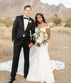 "Best wishes for happiness in your marriage. Congratulations! 🎈🎊🍾🎉 @whitneywiley ""Wouldn't do this life with anyone else but you🥰"" ❤️🤍🖤🧡💛💚💜💙🤎 . . . #wedding #couplequotes #bwwm #classywomen #classymen #brideandgroom #newlywedlife #portrait #weddingdress #weddingmakeup #bwwmcouple #bwwmromance #interracialrelationship #marriagegoals #fashioncouple #lovehasnocolor #swirl #fabulous #blackandwhite #interracialcouple #interracialromance #melanin #blackwomendatingwhitemen #blackwomenseekin White Man, Black And White, Dating Black Women, Interracial Marriage, Marriage Goals, Classy Men, Fashion Couple, Men Looks, Wedding Make Up"