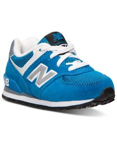 The New Balance 574 Casual Running Sneakers are a smart, updated spin on an…