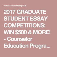 essay competitions for adults 2015