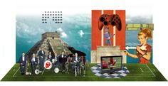 Collage to Cultura Magazine.    http://www.elcollage.blogspot.com