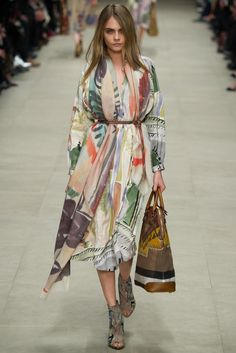a5415f5e14e7 Burberry Prorsum Fall 2014 Ready-to-Wear - Collection - Gallery - Look 1