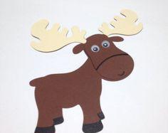 Moose craft kit for kids