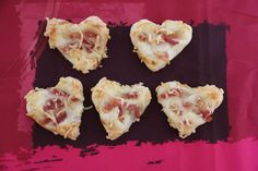Entrees, Sushi, Muffin, Breakfast, Ethnic Recipes, Croissants, Alsace, Food, Valentines