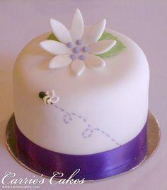 Mini/Centerpiece Cakes  Carries Wedding