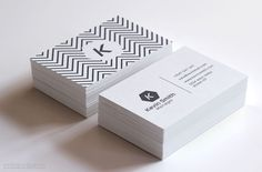 50 Creative Corporate Business Card Design examples - Design inspiration | Read full article: http://webneel.com/25-creative-corporate-business-card-design-examples | more http://webneel.com/business-cards | Follow us www.pinterest.com/webneel