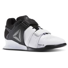 caef773c5e Reebok Shoes Women s Legacy Lifter in White Black Pewter Size 9.5 -  Training Shoes