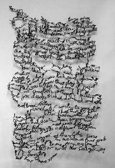 handwritten stitches