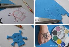 mami chips & crafts: Trucca tattoo...