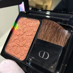 #DIor blooming peach blush