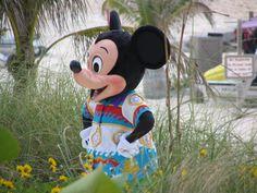 castaway cay  mickey shirt | Mickey | Disney Cruise - Castaway Cay | By: MPR529 | Flickr - Photo ...