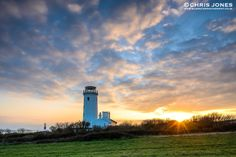 The Old Lower Lighthouse, Portland Bill, Dorset