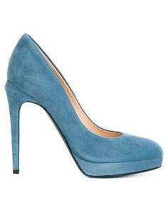 Fendi  Escarpins  Bleu