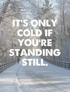 5 Ways to Spice Up Cold Weather Morning Runs. -thedancingrunner blog
