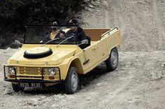 Citroën Méhari: 45 años del todoterreno de Mayo del 68