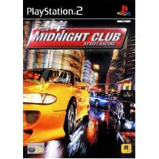 Midnight Club: Street Racing PAL for Sony Playstation 2/PS2 from Rockstar (SLES 50054). 2000 car racing game that got a rating of 83% in GamesMaster UK magazine. Complete in case. Disc is in excellent condition. Tested and working. £1.00