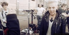 G-Dragon Crooked - Behind The Scene