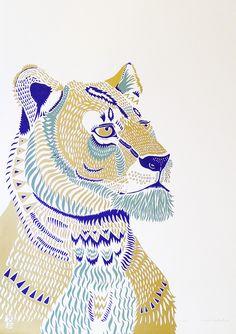 Lioness | Print Club London