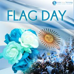 Happy #FlagDay in #Argentina