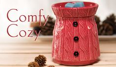Lisa Brubeck loves to help her hostesses have fun, entertain and earn Scentsy products at their home parties. www.just4u.scentsy.us Whether it's a casual home party or a simple basket party, you'll enjoy sharing Scentsy with friends and family, or co-workers. I love the Scentsy warmers that I have -  no more worrying about open flames! www.DebBixler.com/home-business-training.html