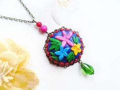 Handmade jewelry and crafts - Blog