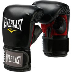 EVERLAST HEAVY BAG GLOVES-LARGE-boxing mma training ufc punch workout