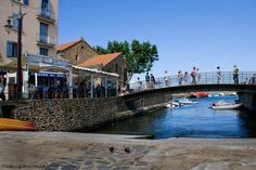 Collioure, France   by Nells Photography, via Flickr