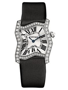 Cartier. I love this watch!