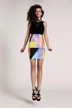 Cubic Rule,Skirt by Marcus Darsen, www.marcusdarsen.com