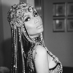 Nicki Minaj Just Signed a Major Modeling Contract