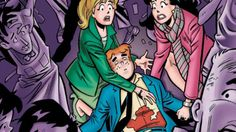 Archie Dies Saving His Gay Best Friend in a Shopping Mall Shooting