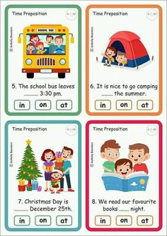 English Grammar For Kids, Learning English For Kids, English Lessons For Kids, Kids English, English Vocabulary Words, Teaching English, Learn English, English Worksheets For Kindergarten, Kindergarten Reading Activities