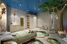 Beautiful Interior Design, Luxury Interior Design, Beautiful Interiors, Interior Design Exhibition, Cool Kids Bedrooms, Kids Room Design, Home Fashion, Girl Room, Bedroom Decor