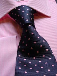 Farb-und Stilberatung mit www.farben-reich.com - Spots and stripes can work!