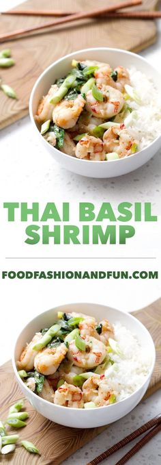 This is a soy free stir-fry recipe for the traditional Thai Basil Shrimp that's ready in 20 minutes. This recipe is gluten, dairy, nut, egg, soy free and suits the autoimmune protocol (AIP) and paleo diets.