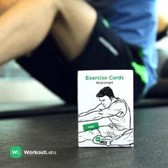 Exercise with confidence with our simple, visual and high quality fitness products you can take anywhere. Browse and buy Exercise & Yoga Cards by WorkoutLabs. Mens Fitness, Yoga Fitness, Fitness Tips, Fitness Motivation, Card Workout, Body Is A Temple, Workouts, Exercises, Deck Of Cards