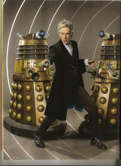 Peter is in May edition of Empire magazine