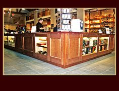 Office Furniture & Cabinets Commercial Interiors  Cash Wrap Counters Merchandise Displays