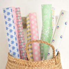 heyyellowcat: papier cadeau Rie Elise Larsen http://happyhome.bigcartel.com/product/papier-cadeau