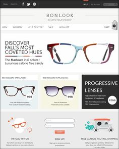 10 Beautiful E-Commerce Websites For Your Inspiration